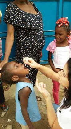 Luanda Polio